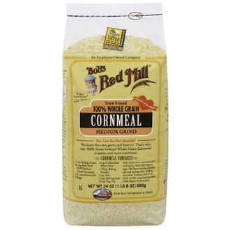 Bob\'s Red Mill, Cornmeal, Medium Grind, 24 oz (680 g) - iHerb.com