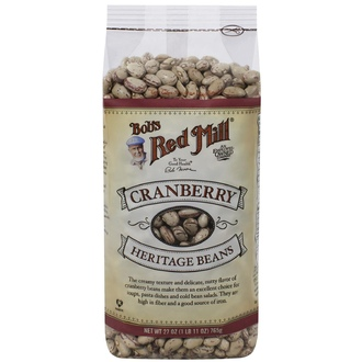 Bob\'s Red Mill, Heritage Beans, Cranberry, 27 oz (765 g) - iHerb.com