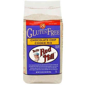 Bob\'s Red Mill, Chocolate Chip Cookie Mix, Gluten Free, 22 oz (623 g) - iHerb.com