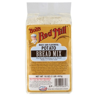 Bob\'s Red Mill, Potato Bread Mix, 16 oz (453 g) - iHerb.com