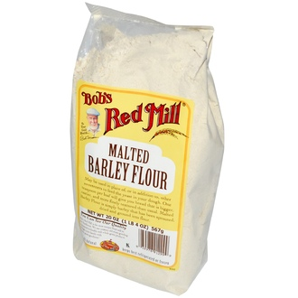 Bob\'s Red Mill, Malted Barley Flour, 20 oz (567 g) - iHerb.com