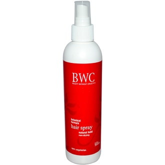 Beauty Without Cruelty, Hair Spray, Natural Hold, 8.5 fl oz (250 ml) - iHerb.com