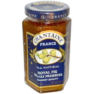 Chantaine, Deluxe Preserves, Royal Fig, 11.5 oz (325 g) - iHerb.com