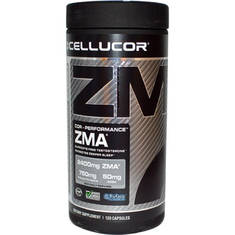 Cellucor, Cor-Performance Series ZMA, 120 капсул - iHerb.com