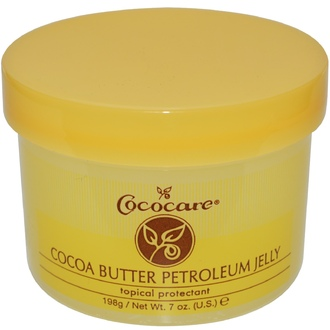 Cococare, Cocoa Butter Petroleum Jelly, 7 oz (198 g) - iHerb.com