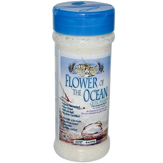 Celtic Sea Salt, Flower of the Ocean, 8 oz (227 g) - iHerb.com