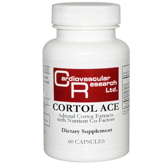 Cardiovascular Research Ltd., Cortol Ace, 60 капсул - iHerb.com