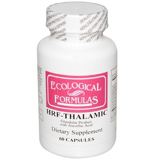 Cardiovascular Research Ltd., Ecological Formulas, HRF-Thalamic, 60 Capsules - iHerb.com