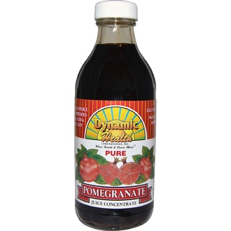 Dynamic Health  Laboratories, Juice Concentrate, Pomegranate, 8 fl oz (237 ml) - iHerb.com