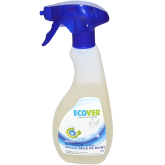 Ecover, Natural Bathroom Cleaner, 473 мл - iHerb.com