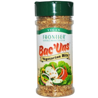 Frontier Natural Products, Bac\'Uns, Vegetarian Bits, 2.47 oz (70 g) - iHerb.com