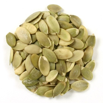 Frontier Natural Products, Organic Whole Pumpkin Seeds, De-Shelled, 16 oz (453 g) - iHerb.com