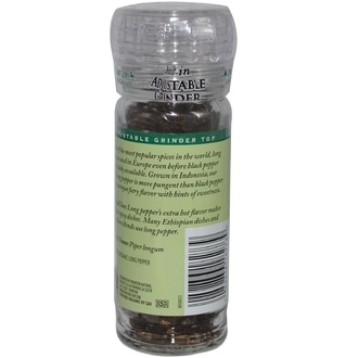 Frontier Natural Products, Organic Long Pepper, 1.34 oz (38 g) - iHerb.com