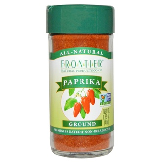 Frontier Natural Products, Паприка молотая, 1,69 унции (48 г) - iHerb.com