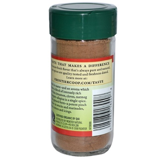 Frontier Natural Products, Organic Allspice, Ground, 1.83 oz (52 g) - iHerb.com