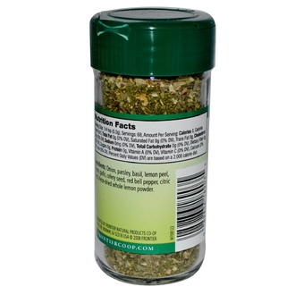 Frontier Natural Products, All-Purpose Seasoning, Salt-Free Blend, 1.2 oz (34 g) - iHerb.com