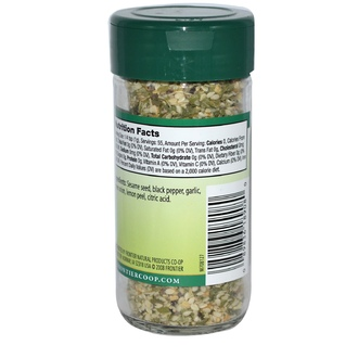 Frontier Natural Products, Garlic \'N Herb, Salt-Free Blend, 1.94 oz (55 g) - iHerb.com