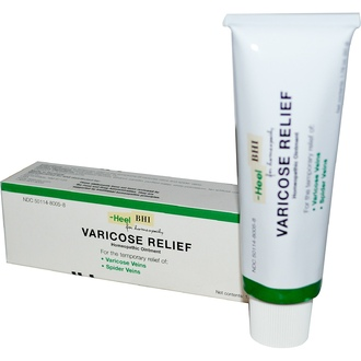 Heel BHI, Varicose Relief, Homeopathic Ointment, 1.76 oz (50 g) - iHerb.com