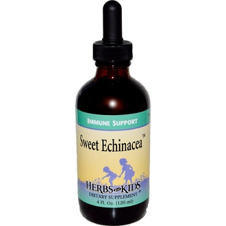 Herbs for Kids, Sweet Echinacea, 4 fl oz (120 ml) - iHerb.com
