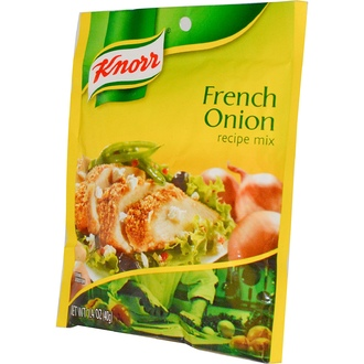 Knorr, French Onion Recipe Mix, 1.4 oz (40 g) - iHerb.com