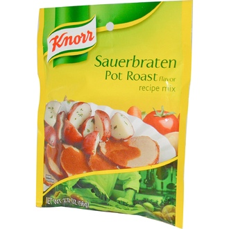 Knorr, Sauerbraten Pot Roast Flavor Recipe Mix, 2.0 oz (56 g) - iHerb.com