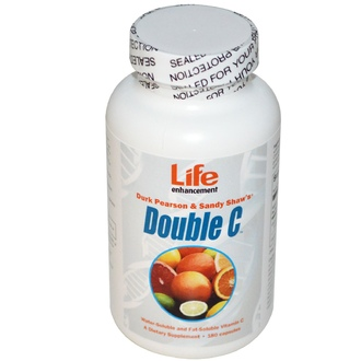 Life Enhancement, Double C, 180 Capsules - iHerb.com