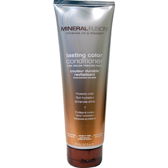Mineral Fusion, Lasting Color Conditioner, For Color-Treated Hair, 8.5 fl oz (250 ml) - iHerb.com