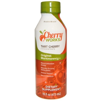 Michelle\'s Miracle, Original Montmorency,Tart Cherry Concentrate, 16 fl oz (473 ml) - iHerb.com
