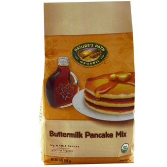 Nature\'s Path, Organic Buttermilk Pancake Mix, 26 oz (738 g) - iHerb.com