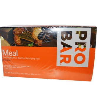 ProBar, The Whole Food Meal, Koka Moka, 12 Bars, 3 oz (85 g) Each - iHerb.com