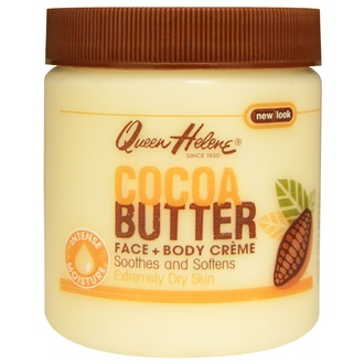 Queen Helene, Cocoa Butter Face + Body Creme, 4.8 oz (136 g) - iHerb.com
