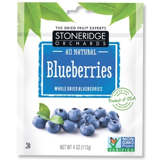 Stoneridge Orchards, Blueberries, Whole Dried Blueberries, 4 oz (113 g) - iHerb.com