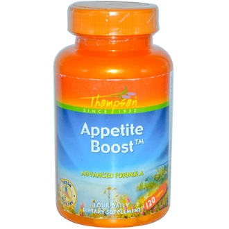 Thompson, Appetite Boost, 120 Tablets - iHerb.com