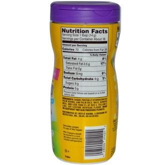 Nestle Toll House, Mini Toppers, Pink & Yellow Mix Morsels, 8 oz (226 g) - iHerb.com
