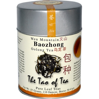 The Tao of Tea, Baozhong, Oolong Tea, 2 oz (57 g) - iHerb.com