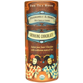 The Tea Room, Drinking Chocolate, Chamomile & Honey, 5 oz (142 g) - iHerb.com