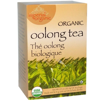 Uncle Lee\'s Tea, Imperial Organic, Oolong Tea, 18 Tea Bags, 1.14 oz (32.4 g) - iHerb.com