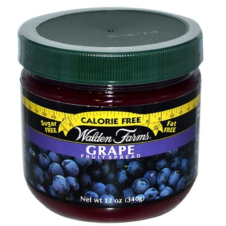 Walden Farms, Grape Fruit Spread, 12 oz (340 g) - iHerb.com