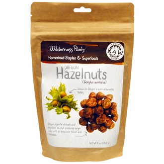 Wilderness Poets, Oregon Hazelnuts, 8 oz (226.8 g) - iHerb.com