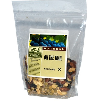 Woodstock Farms, Natural, On The Trail, 12 oz (340 g) - iHerb.com