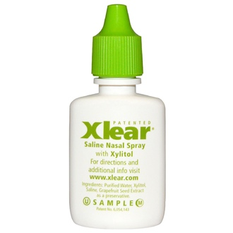 Xlear Inc (Xclear), Xylitol, Saline Nasal Spray with Xylitol, .25 fl oz - iHerb.com