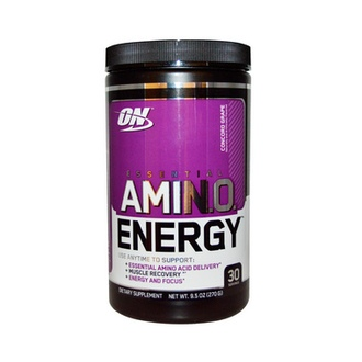 Optimum Nutrition, Essential AmiN.O. Energy
