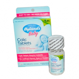 Hyland's, Baby, Colic Tablets