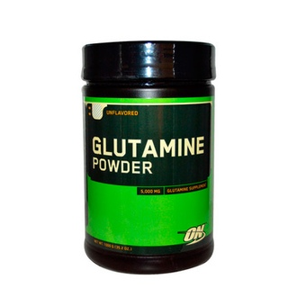 Optimum Nutrition, Glutamine powder, без вкуса 35.2 унции (1000 г)