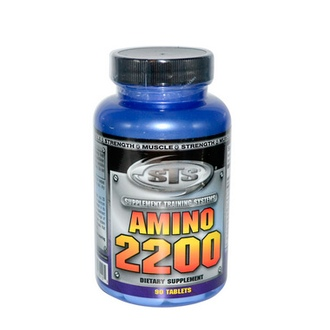 Supplement Training Systems, Амино 2200, 90 таблеток