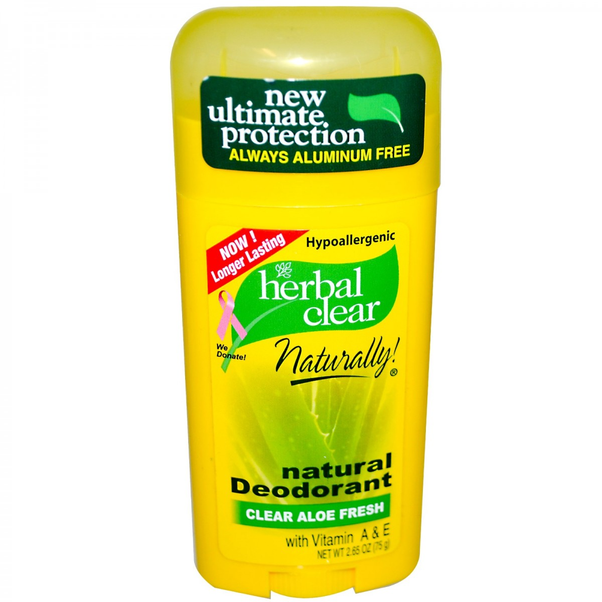 21st Century Health Care, Herbal Clear, Natural Deodorant с iherb