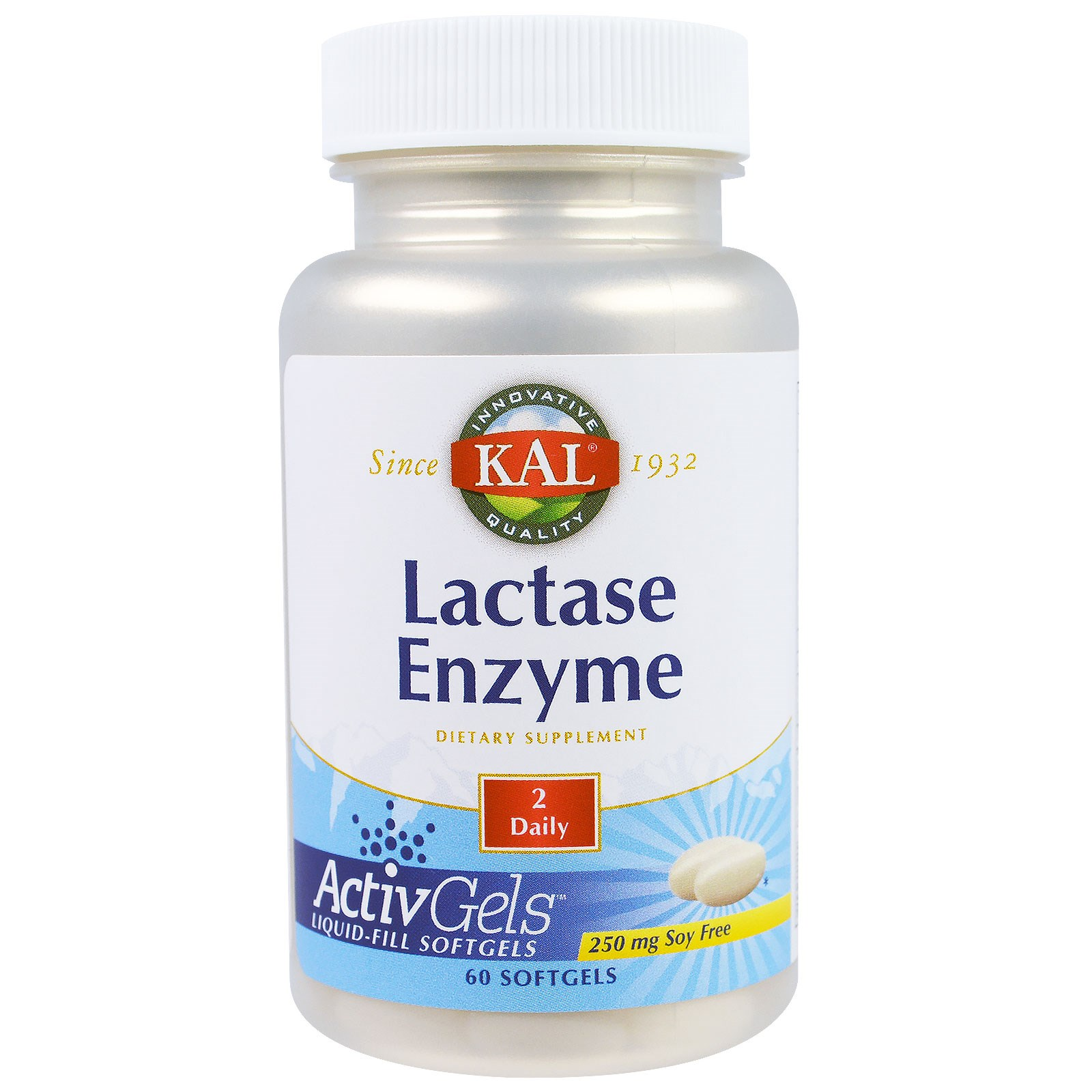 lactase Most of us are familiar with lactose (milk sugar), but what is lactaseafter weaning, our bodies naturally decrease the production of lactase, the enzyme that breaks down lactose in our intestines.
